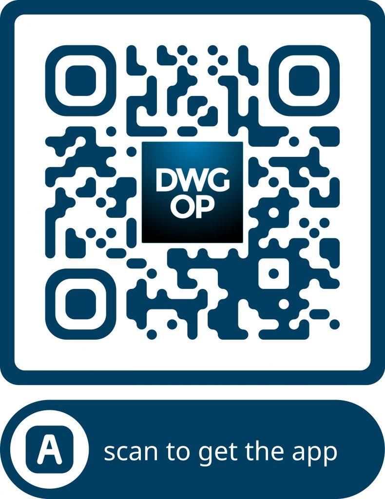 DWG mobile app